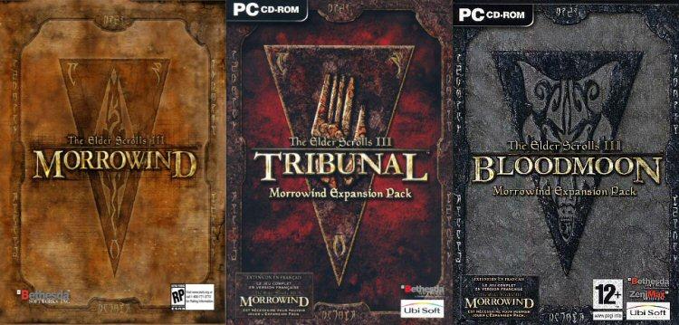 the elder scrolls iii morrowind free download