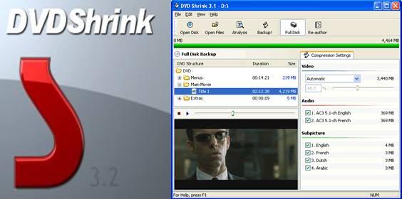dvdshrink 3.2.0.16